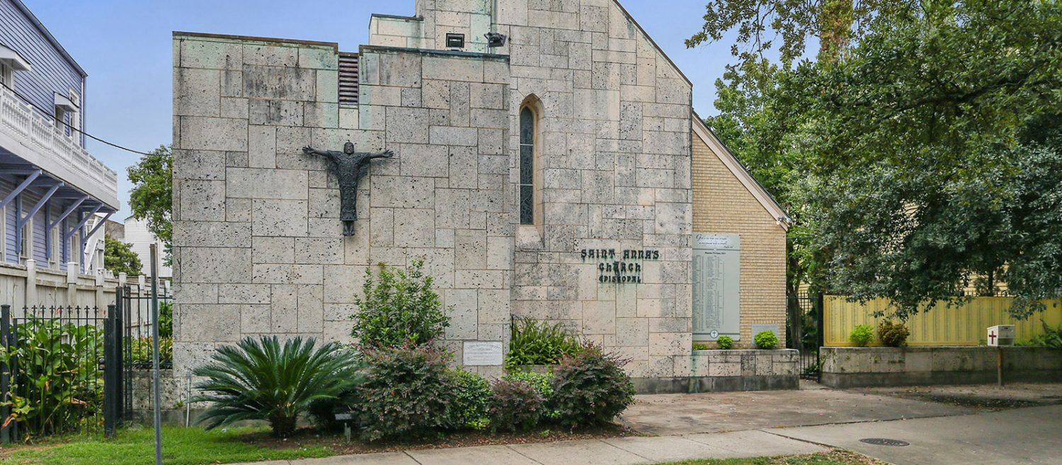 Saint Anna's New Orleans Episcopal Church