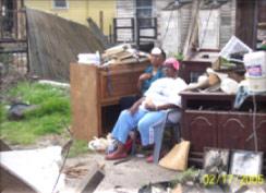 Hurricane Katrina Story